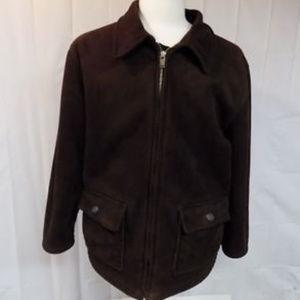 Columbia faux suede Chore Coat 2 Pockets